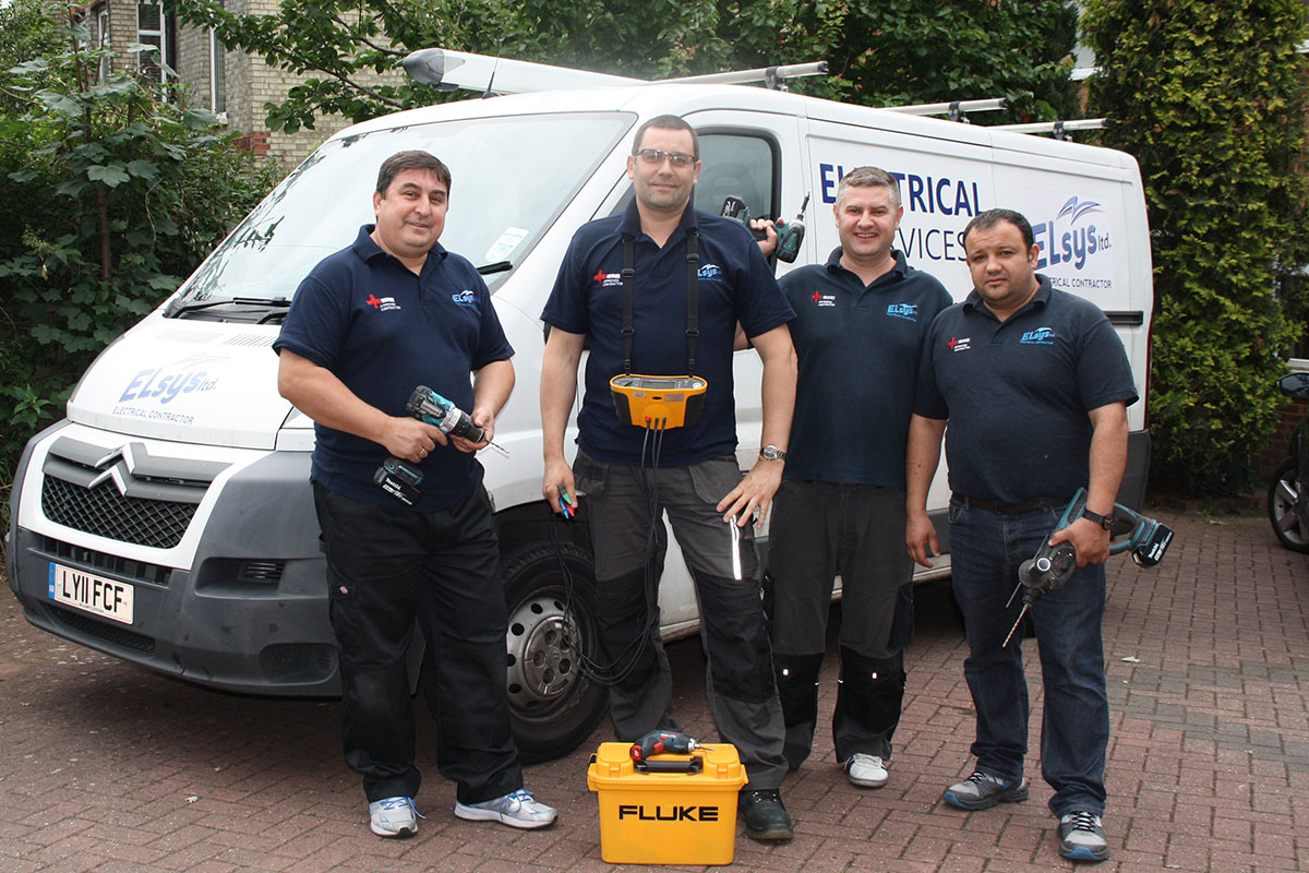 Elsys Electrical Ltd Team - Local Electrical Contractor