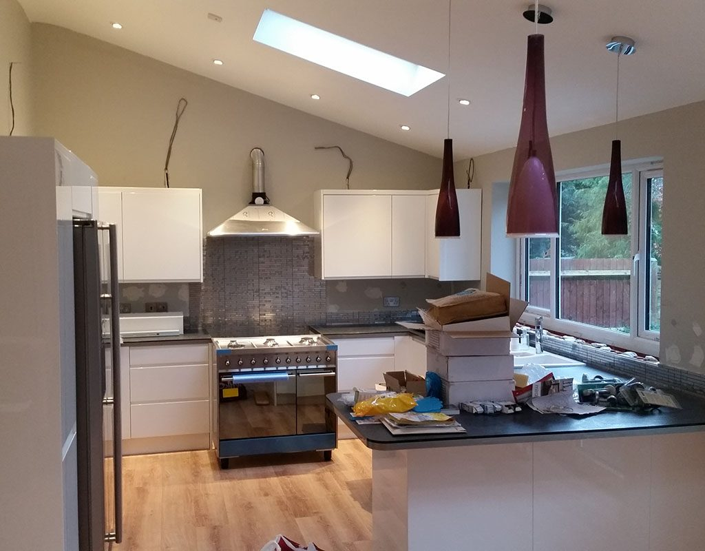 Best Electrical Contractor Project 17 Longfield