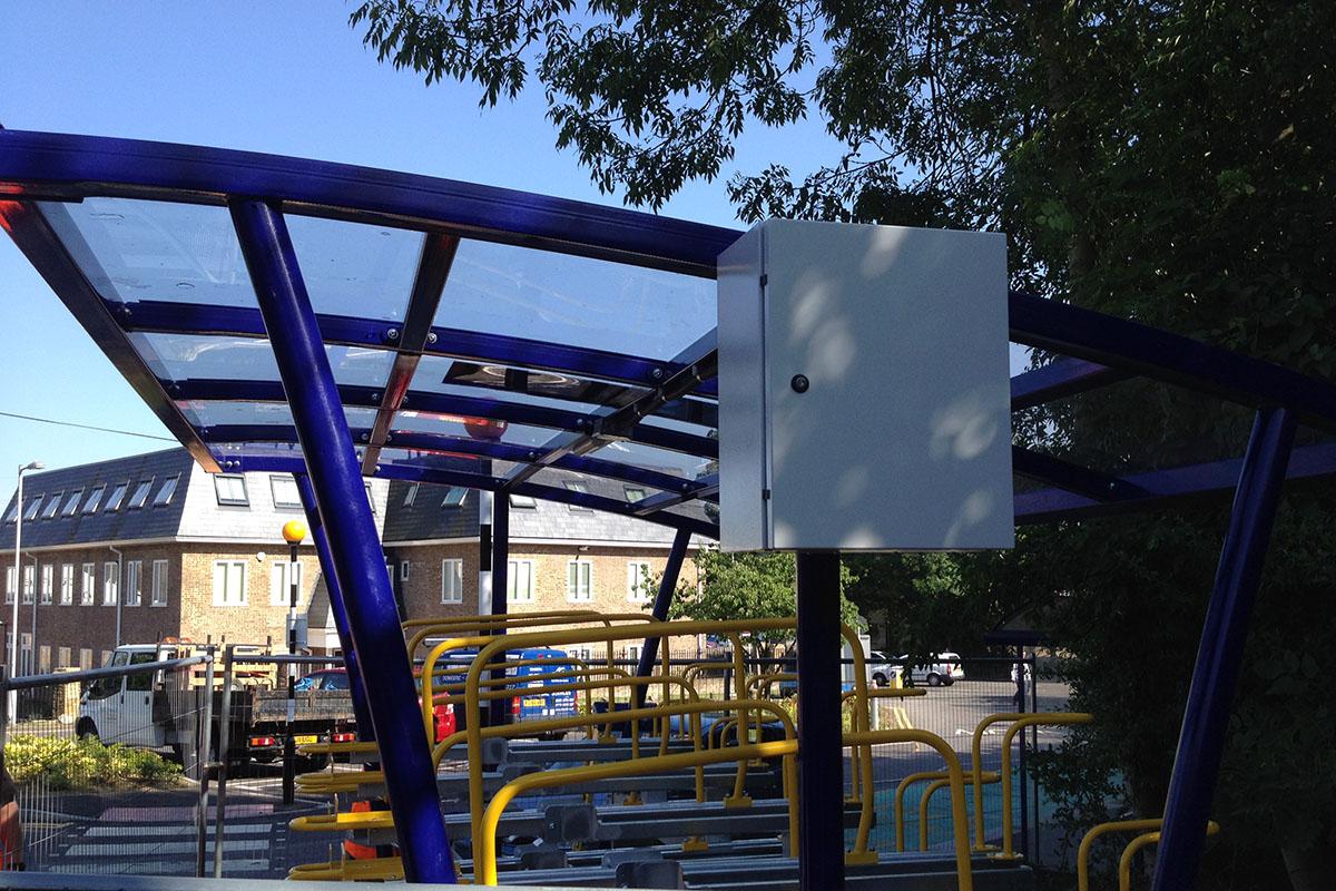 Electrical Project Grange Park