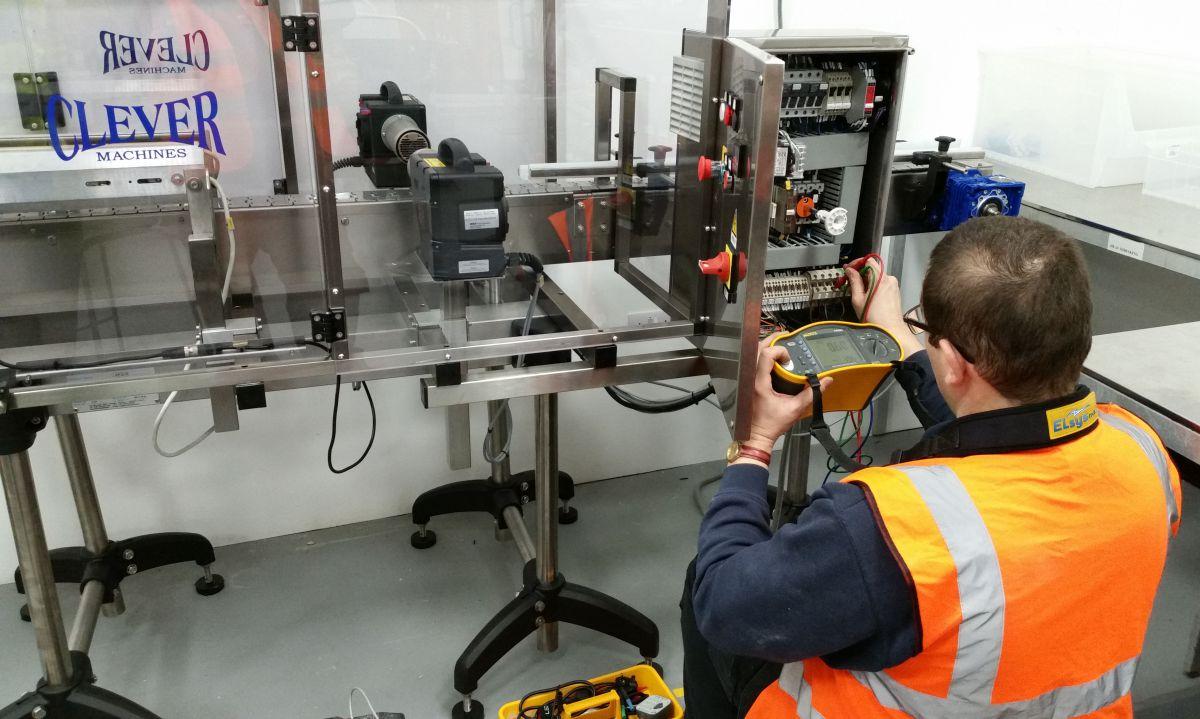 Electrician Borehamwood WD6 Project Pangea Labs