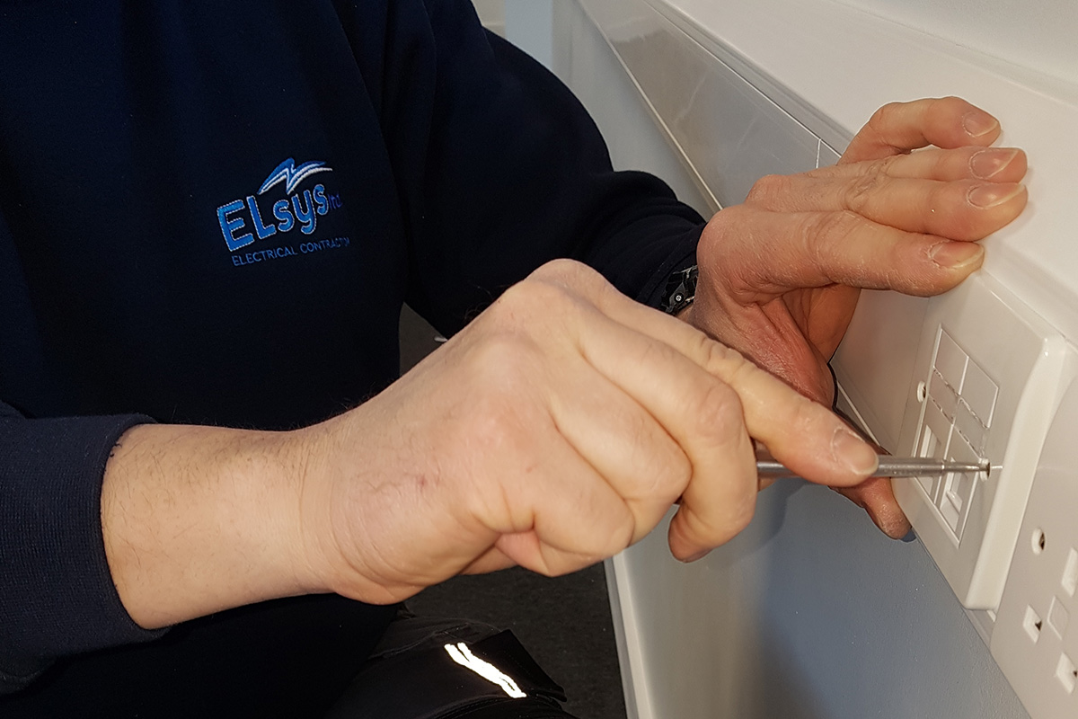 Best Electrician - Elsys Ltd Electrical Contractor