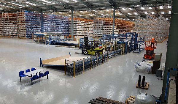 Alliance Flooring Distribution