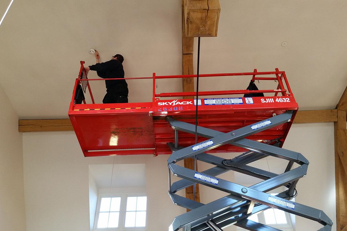 Fire Alarms Installation
