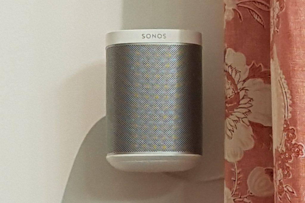SONOS Speakers Installation