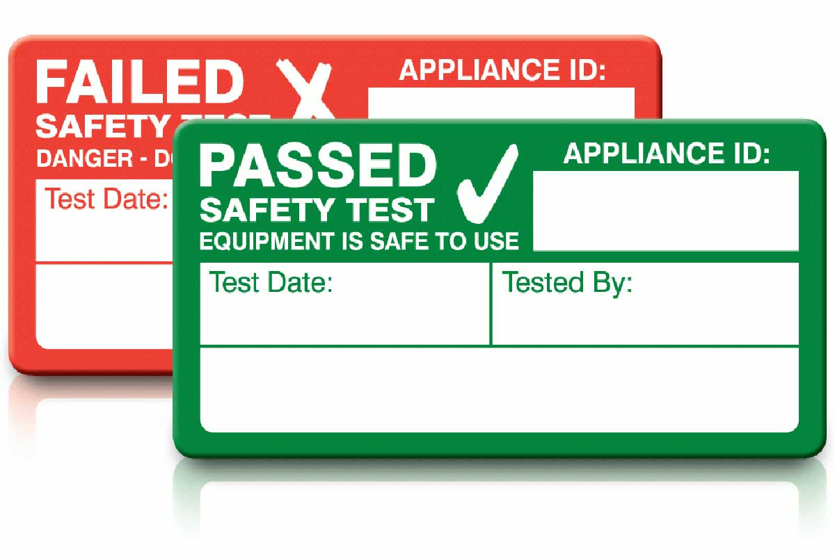 Portable Appliance Testing (PAT Testing) Legal Requirements