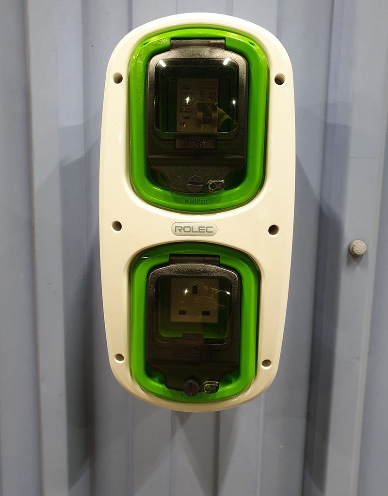 Rolec EV Charging Point Installation