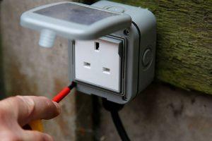 outdoor Socket Instalaltion1