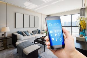 Home Automation Installation Control app