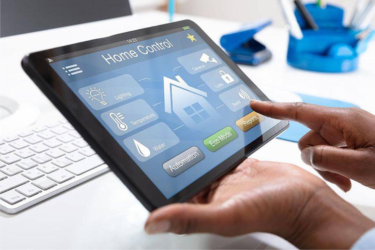 Smart Home Home Automation Controls